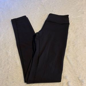 LIKE NEW BEYOND YOGA LEGGINGS SMALL